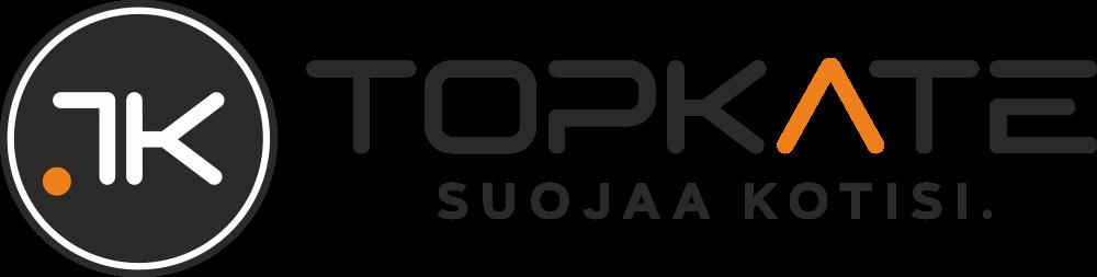 TopKate Oy - Logo musta